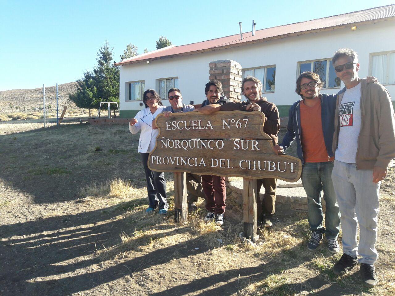 """Viajes médicos solidarios: un """"gramo"""" de ayuda para los pobladores de la Línea Sur"""