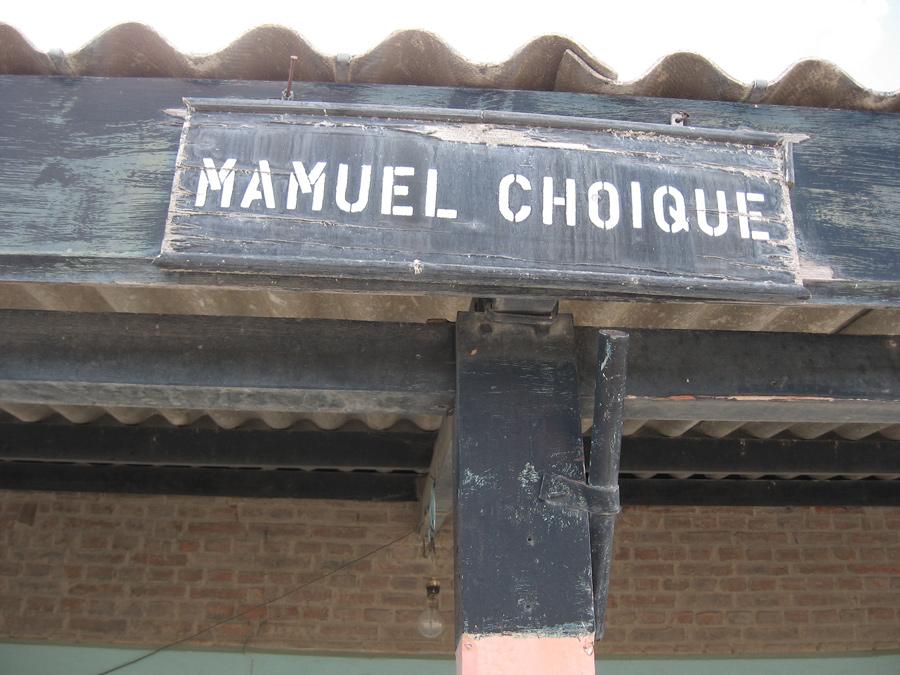 Mamuel Choique